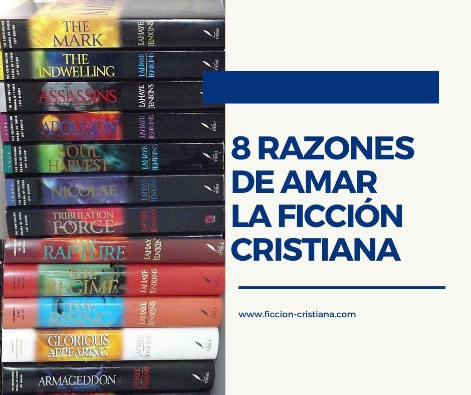 8 razones de amar la ficción cristiana