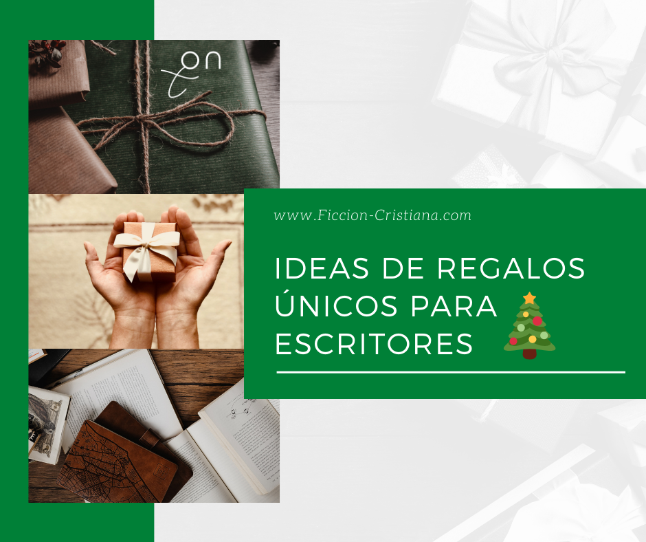 Ideas de regalos escritores