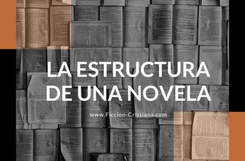 la estructura de una novela